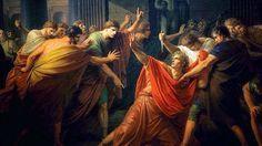La verdadera muerte de Julio César: 23 cortes y dos asesinos heridos