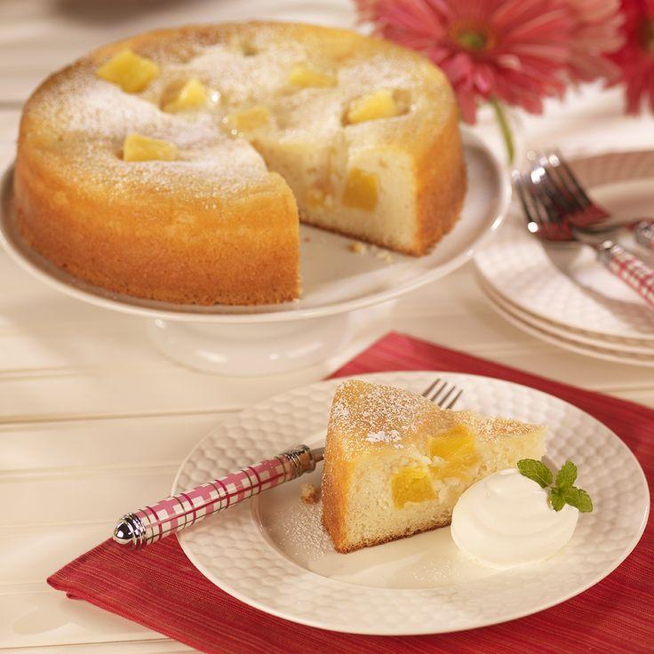 Rose Bake Pineapple Lush Cake