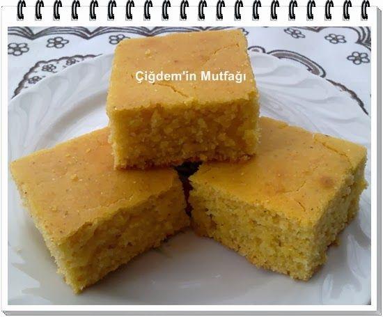 Çiğdem'in Mutfağı: mısır ekmeği