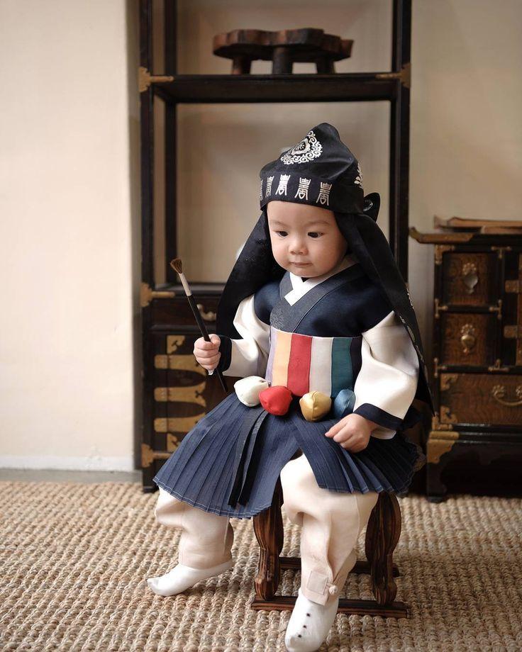 Modernized Hanbok