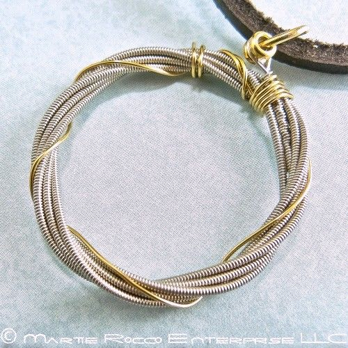 1000+ Ideas About Guitar String Jewelry On Pinterest