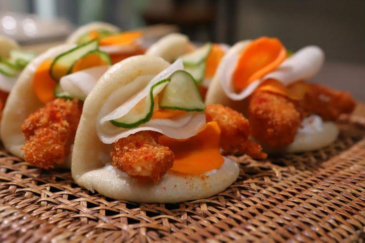 Prueba esta receta de la cocina tradicional asiática, por Lis Ra en El Gourmet. Asian Recipes, Food And Drink, Breakfast, Sweet, China, Tv, Ideas, Gourmet, Gastronomia