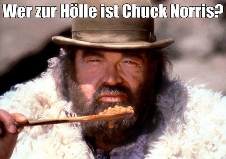 Wer zur Hölle ist Chuck Norris?