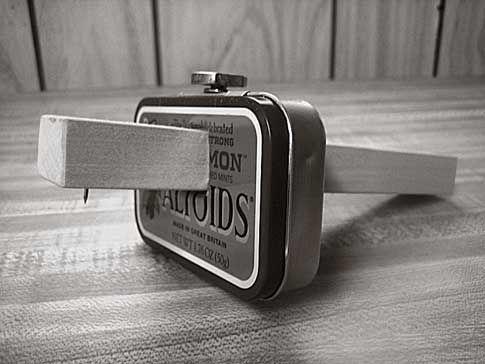 Ο Νικητής του Διαγωνισμού μας Altoids Tool - δημοφιλές περιοδικό Ξυλουργικές Εργασίες