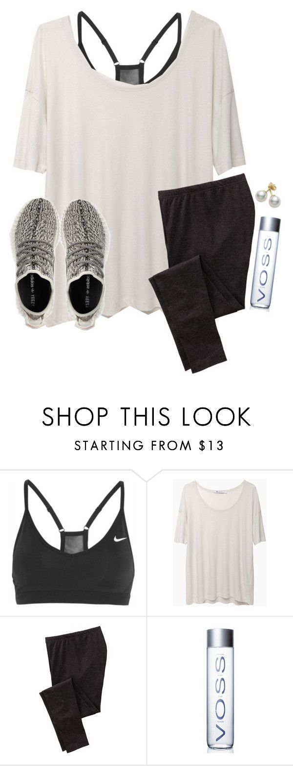 """""""02•09•16"""" by lydia-hh ❤ liked on Polyvore featuring NIKE, T By Alexander Wang…"""