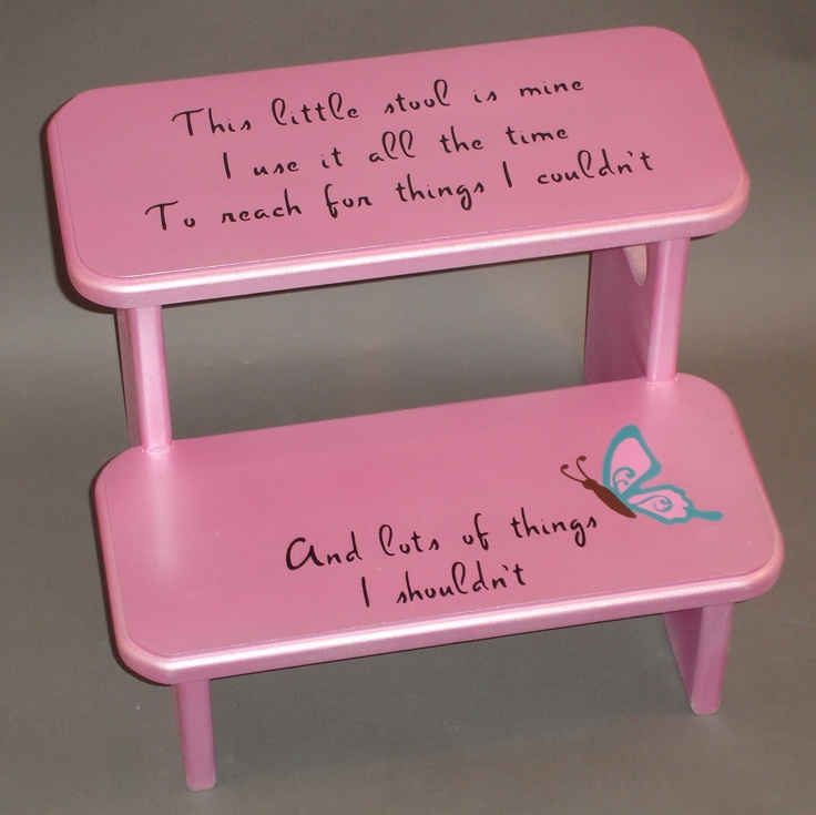 Need Plans For Child S Step Stool Woodworking Projects