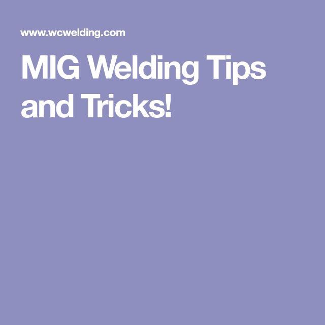 Best 25+ Welding tips ideas on Pinterest Welding, Arc welding - orbital welder sample resume