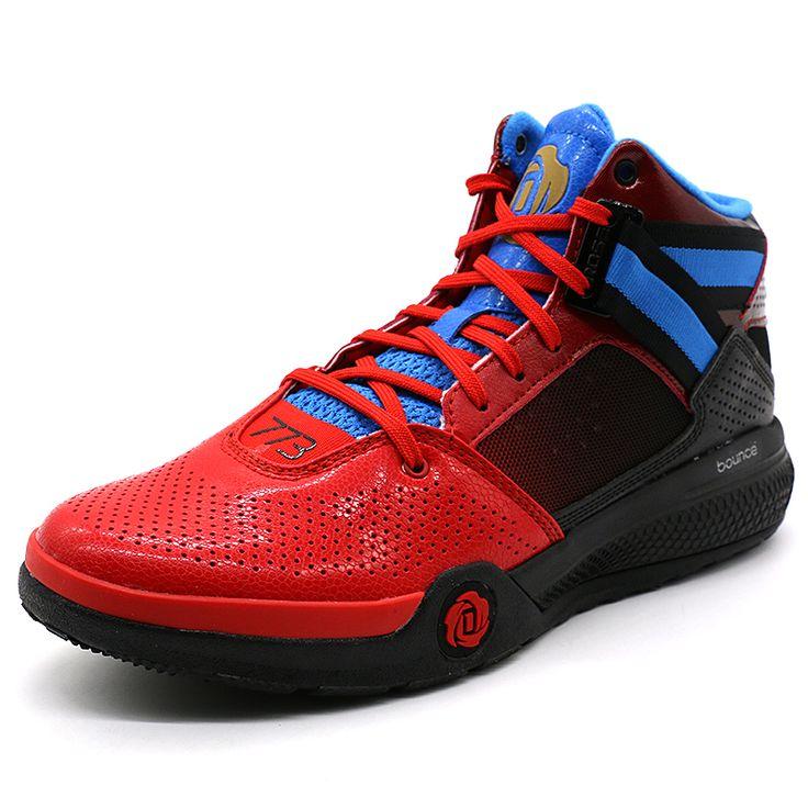 Adidas DRose 4 IV 773 Royal Blue Men Sz 9.5 BOOST Bounce Basketball Shoes