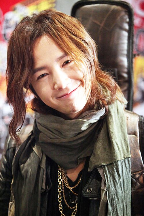 Jang Geun Suk. South Korean. He's new on my list but I think he's cute and sweet!