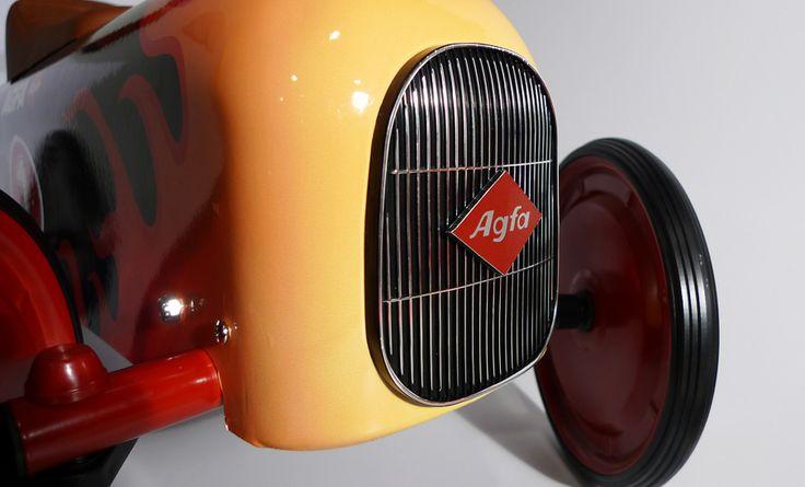 Integral de coche Agfa - grupdigital.com impresion digital