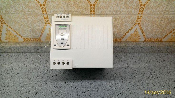 Alimentatore PLC ABL8 RPM24200 Shneider professionale 230Vac - 24Vdc 20Amp