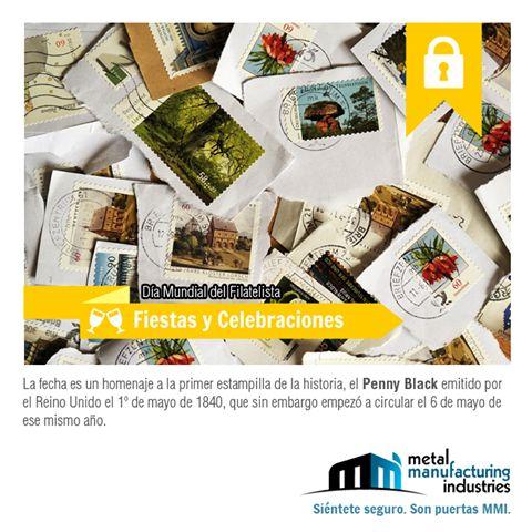 La Filatelia es el arte de coleccionar cosas tales como sellos, sobres y demás documentos postales. ¿Tú qué coleccionas?