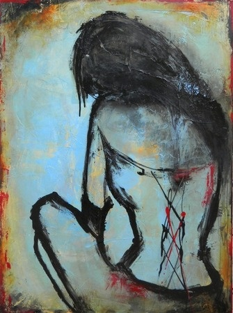 Abstract Aux Femme