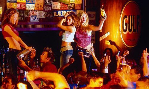 Misbehavior is encouraged at Coyote Ugly, Las Vegas Strip's wildest watering hole. From dancing on the bar to hosing down the crowd, the beautiful and wild Coyotes are there to remind you that a drinking bar and women have all the control. The way it should be.