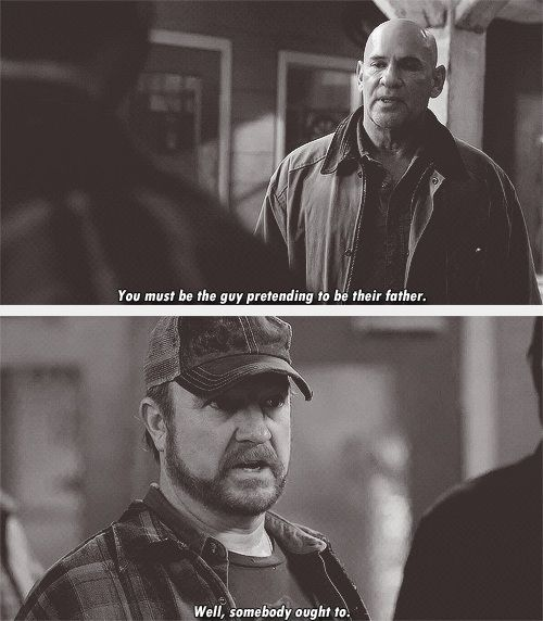 """""""Well, somebody ought to."""" I love how he doesn't deny it. Go Bobby. I miss you!"""
