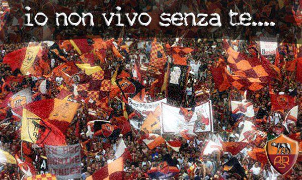 Curva Sud Roma -  AS Roma http://asr1927news.blogspot.it/