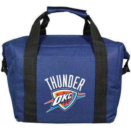 NBA Oklahoma Thunder 12-Pack Kooler Bag, Blue