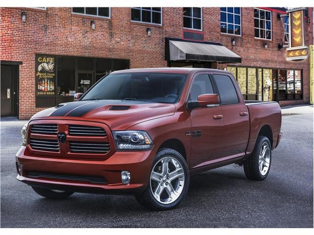 The 2018 Ram 1500 is getting amazing reviews. Take a peek and let us know what YOU think! #RamTrucks #LebanonOhio