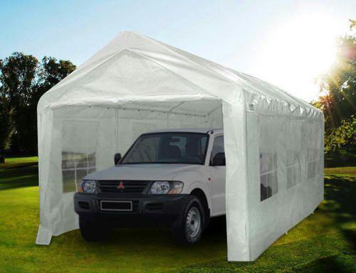 Heavy Duty Portable House : Ideas about portable garage on pinterest tiny