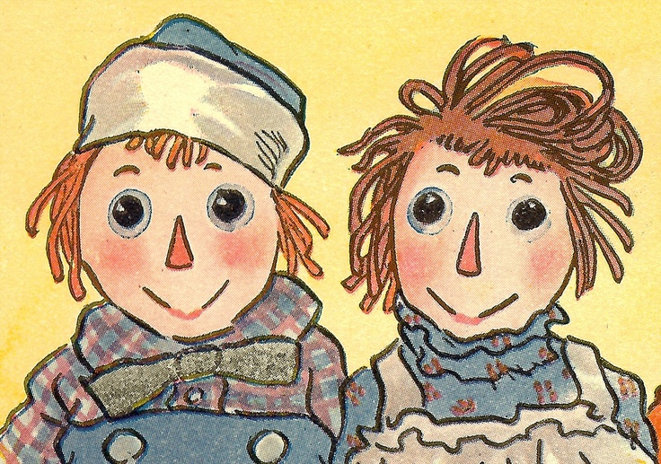 Johnny Gruelle's Raggedy Ann and Andy