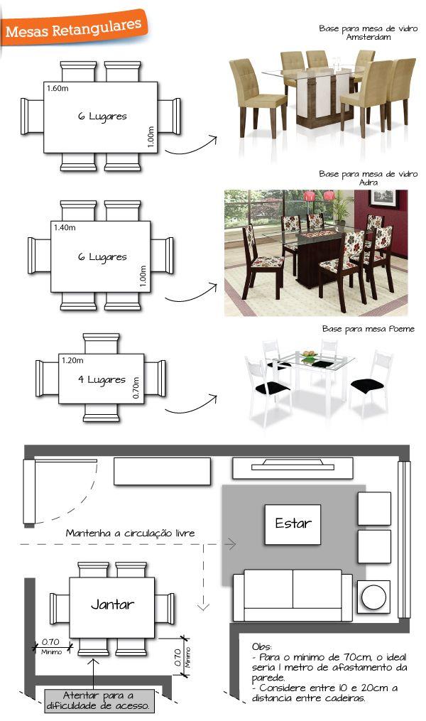 Chegou o momento de comprar a sua nova mesa de jantar e você esbarra naquela dúvida cruel: Qual a melhor opção? Melhor levar uma mesa retangular, quadrada ou redonda? Já passei por isso e te entendo...