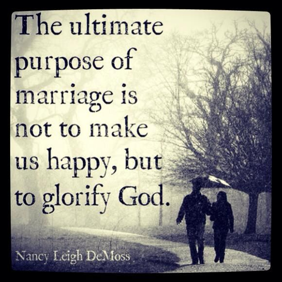 An Agreed Statement on the Sanctity of Marriage