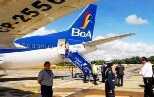 BOA experimenta una acelerada demanda de vuelos nacionales - Opinión Bolivia
