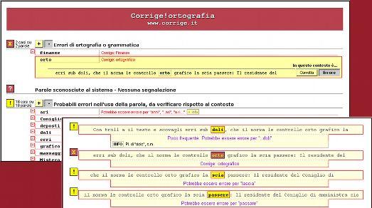 www.corrige.it