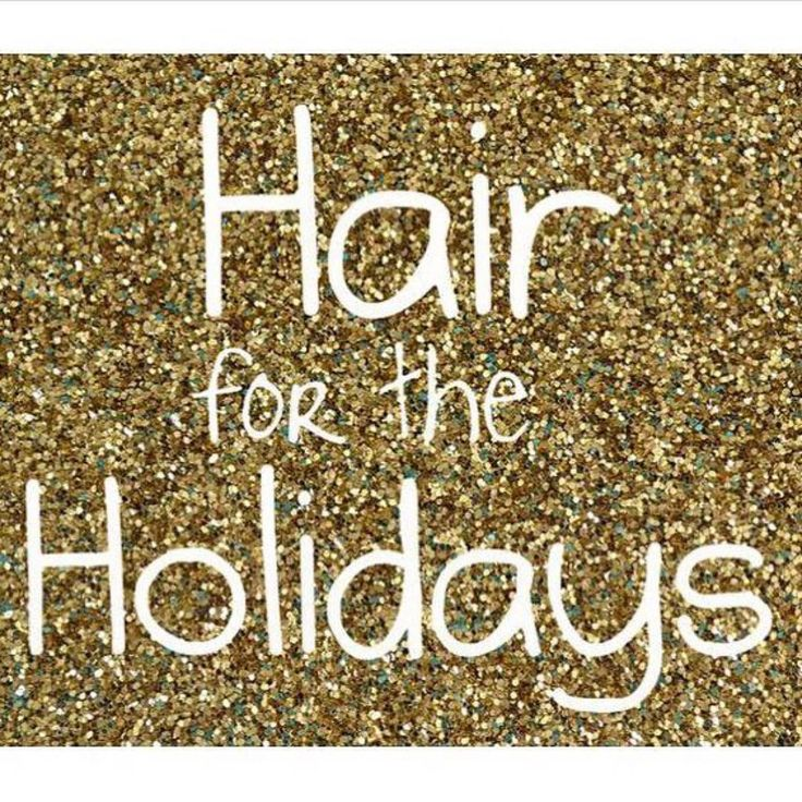 With the holidays quickly approaching, appointments are booking fast, Saturday appointments specifically! Not to mention, we're in the middle homecoming & wedding season as well! Make sure to pre book your next appointment to insure your spot for the upcoming holidays! We also offer makeup services for those holiday parties!! Give the salon a call & let's get you on the books today!!  225.261.1900