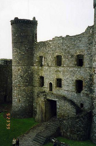 Harlech Castle - Wales, United Kingdom | Flickr - Photo Sharing!