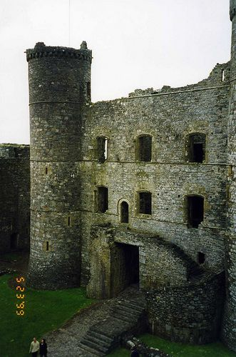 Harlech Castle - Wales, United Kingdom | Flickr - Photo Sharing!