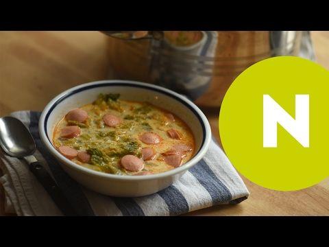 Frankfurti leves egyszerűen | NOSALTY