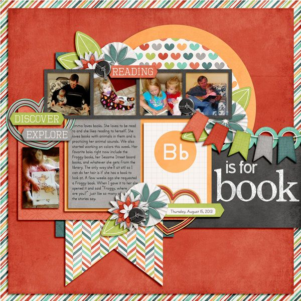 33 best images about school scrapbook ideas on pinterest school photos school scrapbook - Scrapbooking idees pages ...