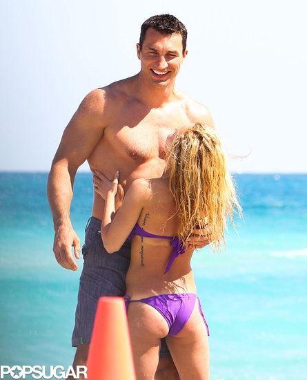 Hayden Panettiere .... for enough cellulite and muffin top to be real but not enough to take away her ability to be sexy... mostly, because she own's that shit! Go Girl! Bikini Pictures With Boyfriend in Miami