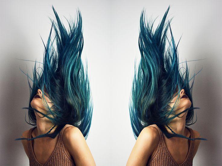 Kalla mig Plupp – Trollet med blått hår Linda Hallberg