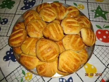 Broinha de fubá de padaria – receita dos deuses