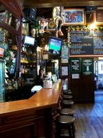 Paddy's Irish Pub, the obligatory Irish establishment but this one claims to be the highest in the world.