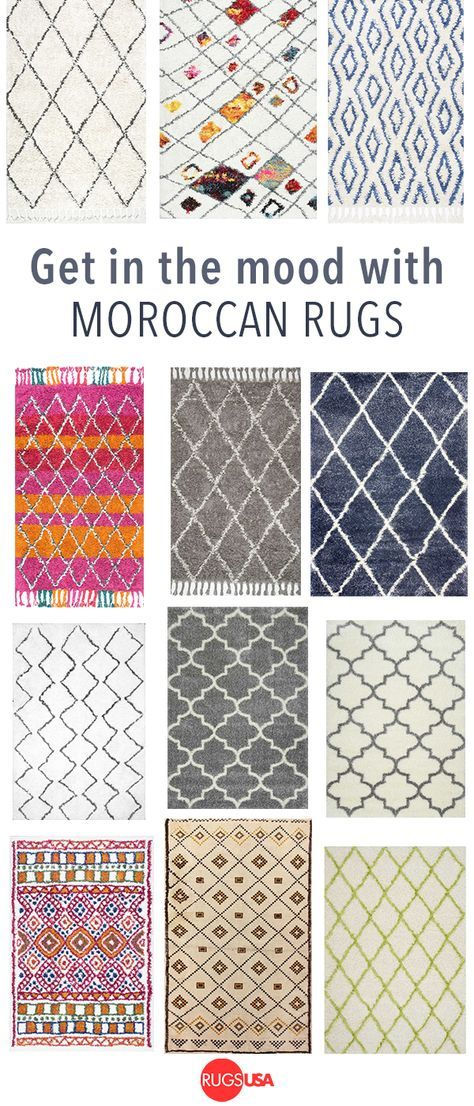 Want to make a small room look bigger? Choose a non-textured, light colored rug. Or if you're seeking something more cozy? Choose darker colors. Whatever your home decor goals, Rugs USA's rugs will help make your house feel more like your home. We have tons of styles including: animal print, bohemian, braided, coastal, modern, animal hides, jute & sisal, kids, outdoor, shag, southwest, traditional, vintage...+ Free Shipping!