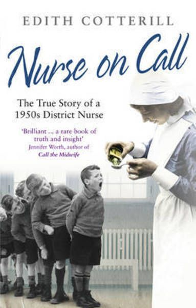 <p>Edith Cotterill's warm and touchingly funny story of life as a district nurse in the fifties, <strong>Nurse on Call</strong> is a brilliant autobiography full of laughter, tears, enemas and leeches, told in a friendly, memory-evoking manner.</p>