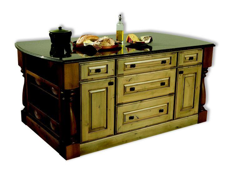 Rustic Kitchen Cabinets Pinterest
