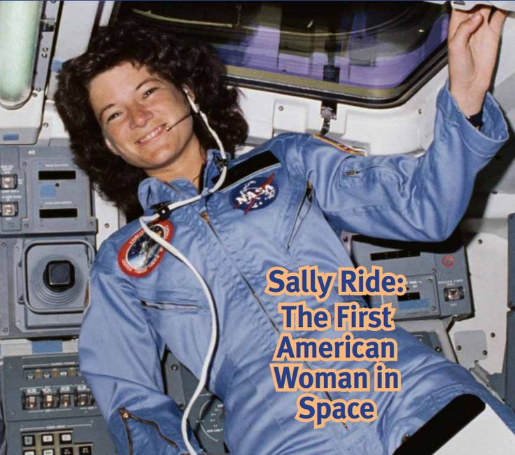 astronaut sally ride book - photo #22