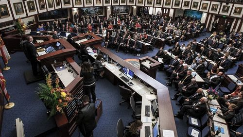 Surprise surprise: Florida lawmakers shelve gambling special session