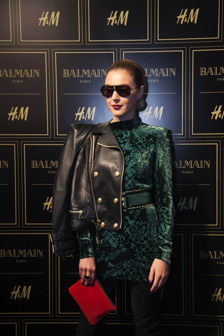 Balmain x H&M Party
