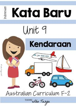 Kendaraan is an Indonesian classroom resource packet for including Comprehensible Input and Total Physical Response activities in the F-6 Primary (K-6 Elementary) classroom. This Indonesian resource pack will help you teach 18 common transportation words and can introduce a few directions to your students (belok kiri, belok kanan). ***This is a bundle and includes my Kendaraan BLM ****** If you want to purchase just the BLM then please have a look at my other listing.