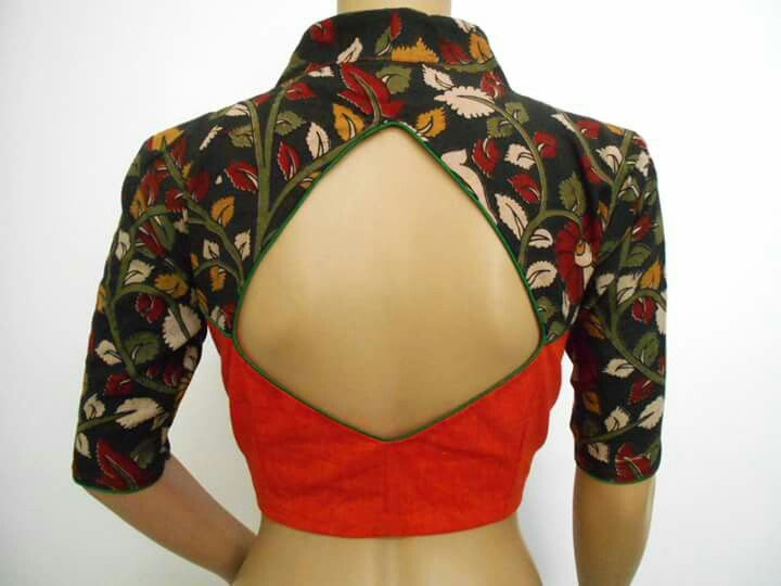 302 Best Saree Blouses Images On Pinterest Blouse
