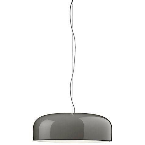 Buy Flos Smithfield Ceiling Light, Mud Online at johnlewis.com