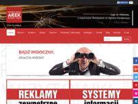 Opendi Search result of reklama in Mińsk mazowiecki