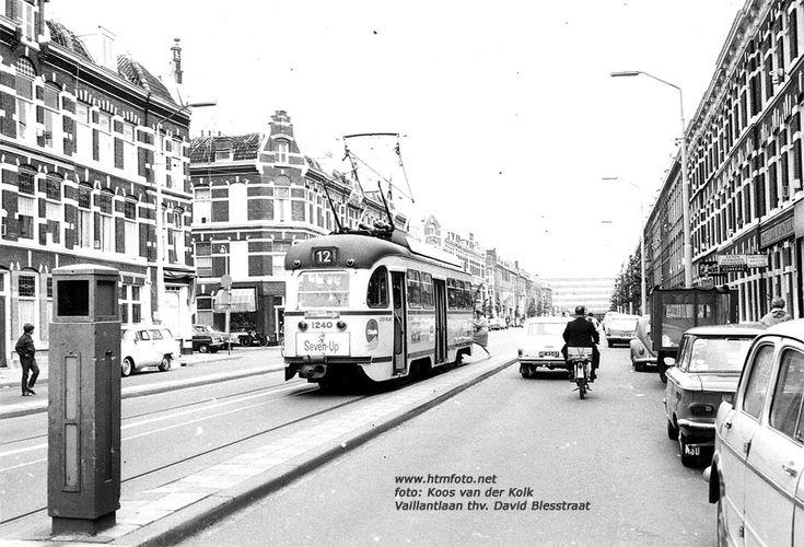 oud den haag schilderswijk | PCC 1240 lijn 12 richting Staatsspoor, Vaillantlaan halte Hoefkade