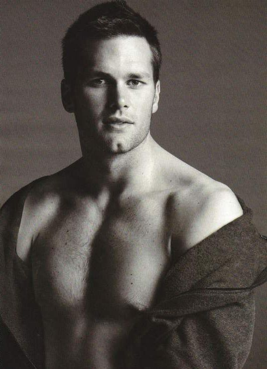 Tom Brady, New England Patriots Quarterback, Super Bowl MVP... and model?