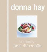 Pasta, riso + noodles